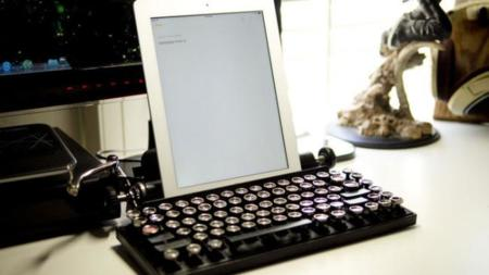 Qwerkywriter teclado retro