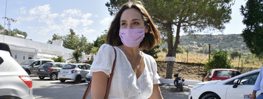 Tamara Falcó tiene la falda de Zara con aires flamencos que mejor sienta a la figura (y aún está disponible)