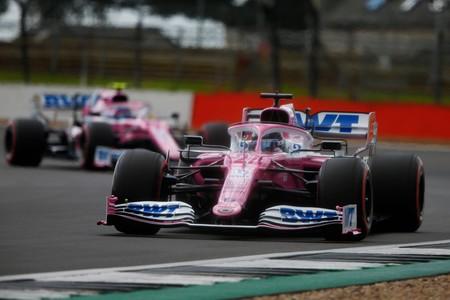 Hulkenberg Silverstone F1 2020