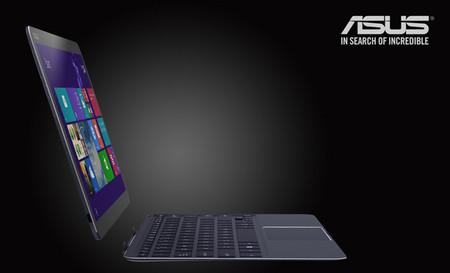 ASUS Transformer Book T300 Chi quiere ser el dispositivo más delgado de la firma