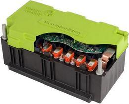 Baterías de Johnson Controls para micro-híbridos