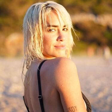 El topless de Lali Espósito con el que reta a la censura de Instagram (y presume de vacaciones en Ibiza)