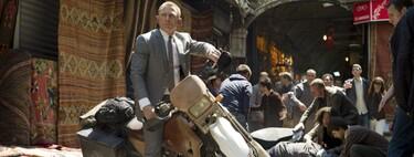 Estas son las siete motos más icónicas de las películas de James Bond, incluida una de 'Sin tiempo para morir'