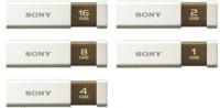 PocketBit, nuevas memorias USB de Sony