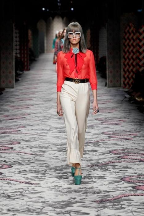 Foto de Gucci Primavera-Verano 2016 (53/58)