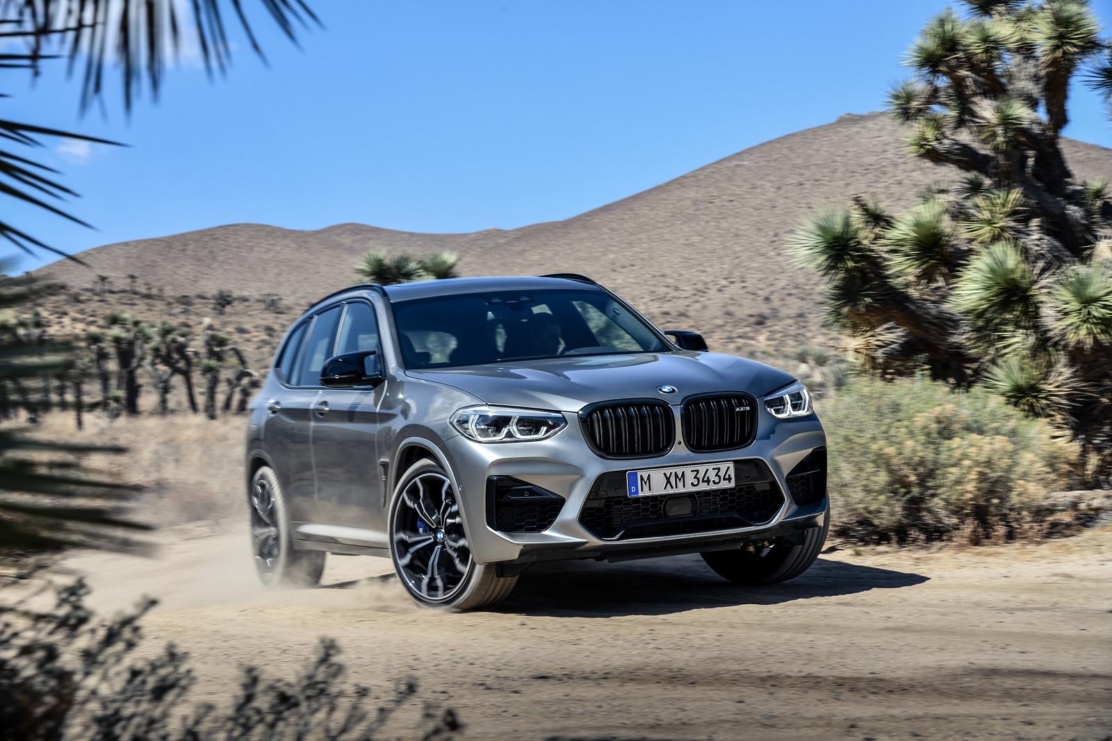 Foto de BMW X3 M 2020 (Presentación) (38/80)