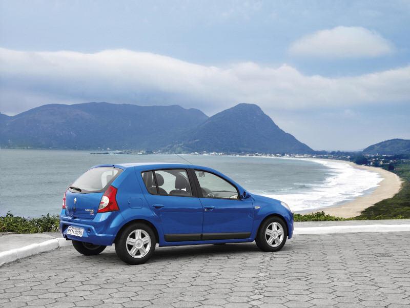 Foto de Renault Dacia Sandero (4/11)