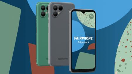 Fairphone 4 5G: batería extraíble y 100% reparable, este smartphone promete ser el más duradero con 5 años de garantía