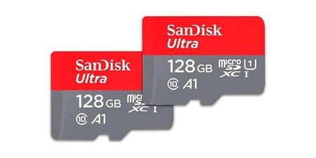 Sandisk Ultra Micro Sdxc 128 2 Pack