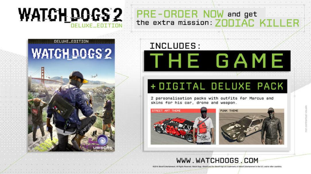 Foto de Ediciones de Watch Dogs 2 (2/5)