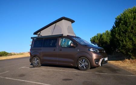 Toyota Proace Camper Prueba 2