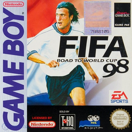 Gameboy Fifa 98 Road To World Cup