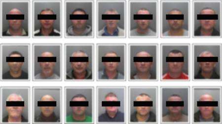 Colgar imágenes de criminales, ¿información o turba?