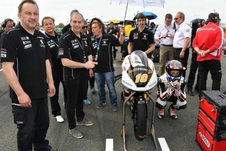 Alexis Masbou fuera del mundial de Moto3, su sustituto en Peugeot será el español Albert Arenas