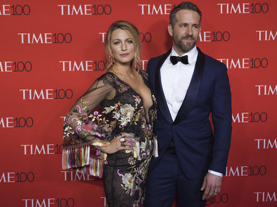 Blake Lively reaparece tras la polémica en la fiesta de las 100 personas más influyentes de la revista Time
