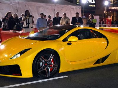Se vende el GTA Spano de la película Need for Speed y no es precisamente asequible