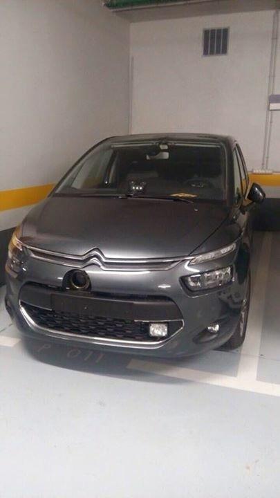 Citroën C4 Picasso radar edition