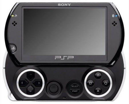 Nueva PSP Go ya disponible