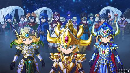 El exitoso juego para móviles Dragon Quest of the Stars aterrizará en occidente a finales de febrero