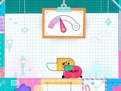 Anunciado Snipperclips: Cut It Out, Together, un juego de puzles para Nintendo Switch de recortar a nuestros amigos