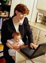 Madre trabajadora, efectos de su ausencia en los niños