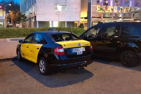 La noche de los cristales rotos en la guerra del taxi, otra historia de medias verdades y datos que no cuadran