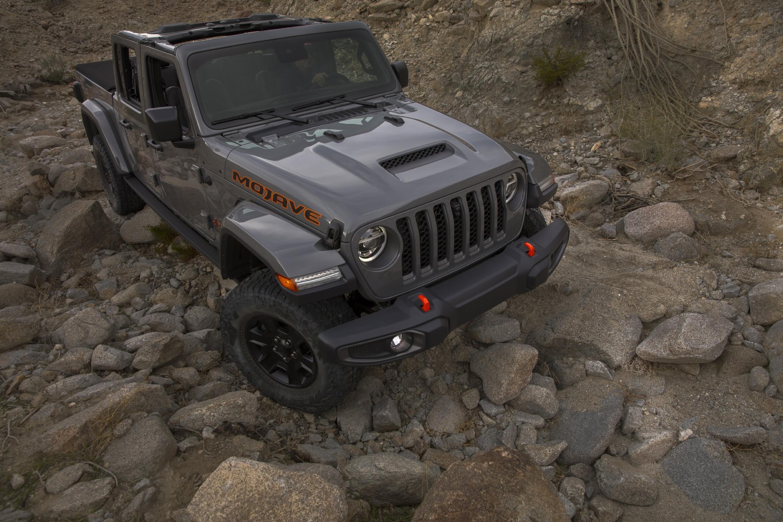 Foto de Jeep Gladiator Mojave 2021 (7/11)