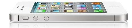 iphone 4S blanco