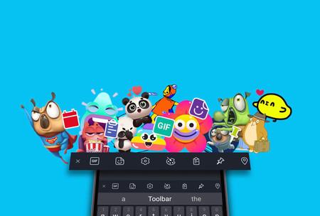 El teclado para iOS SwifKey de Microsoft se actualiza con una nueva barra de herramientas