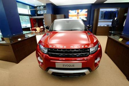 Range Rover Evoque Tailor Made