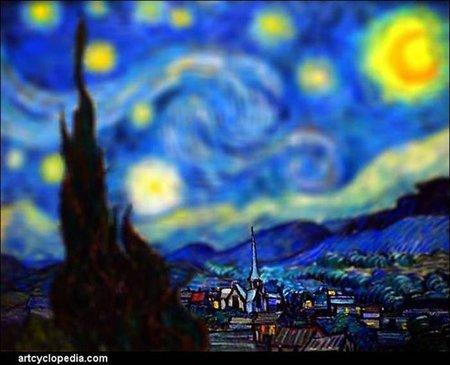 Cuadro Van Gogh2