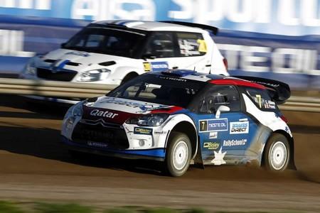 Chris Atkinson también tendrá un Citroën para correr el Rally de México