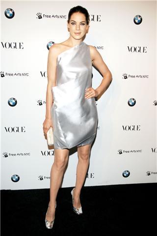 Michelle Monaghan adicta a Calvin Klein