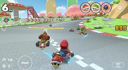 Mario Kart Tour Horizontal