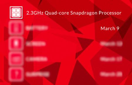 OnePlus One va a calzar un Qualcomm Snapdragon 800