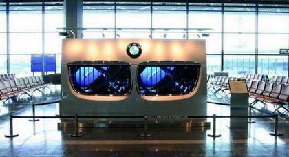 Parrilla BMW