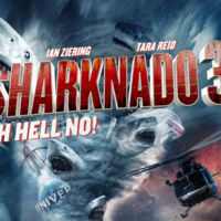 'Sharknado 3' no decepciona a Syfy, aunque la audiencia parece empezar a cansarse