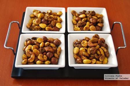 Comer nueces para adelgazar