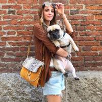 Copia el look de Chiara Ferragni ¡un casual muy sencillo!