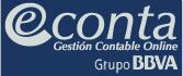 eConta, gestión online para empresas del BBVA