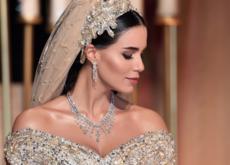 ¿Es el vestido de esta influencer libanesa uno de los más caros de la historia? Ha sido necesario un año de trabajo para crearlo