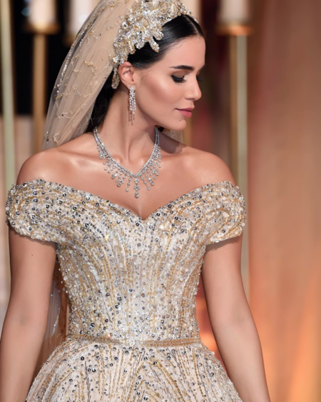 Vestidos de novia mas caros 2019