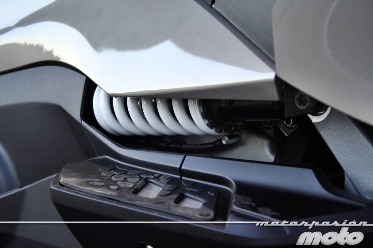 Foto de BMW C 650 GT, prueba (valoración y ficha técnica) (39/54)