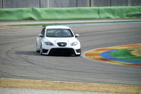 Gabriele Tarquini satisfecho con el rendimiento del nuevo motor
