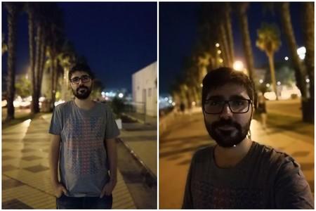 Retrato De Noche