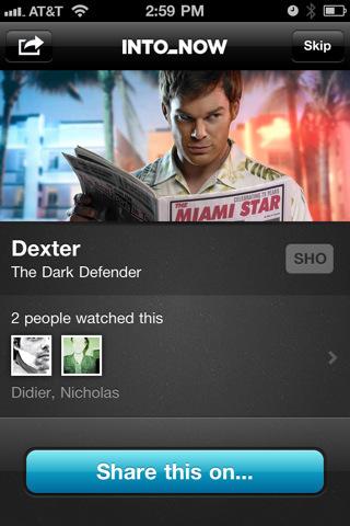 dexter intonow