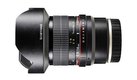 Samyang 14mm F2 8 If Ed Umc Sony E