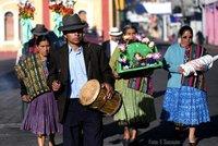La ceremonia del maíz en Guatemala