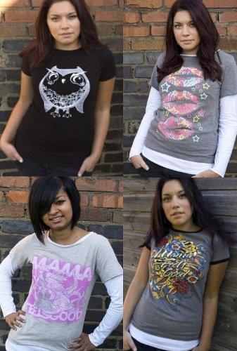 Originales camisetas de lactancia de Mama FeelsGood