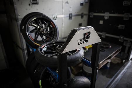 Thomas Luthi Gp Catar Moto2 2017 4